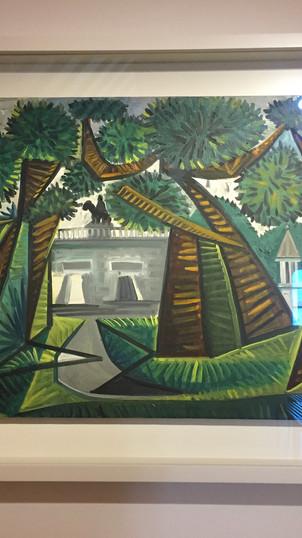 Le Vert-Galant / Pablo Picasso