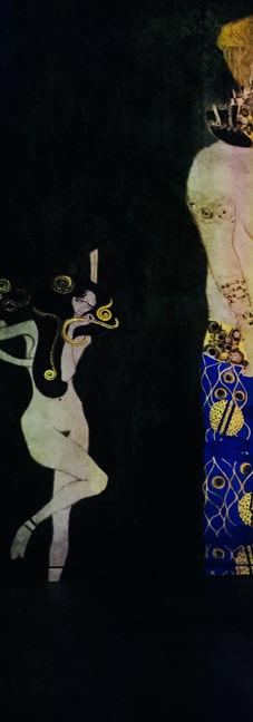 Gustav Klimt - Atelier des Lumières/ 奧地利畫家古斯塔夫‧克林姆