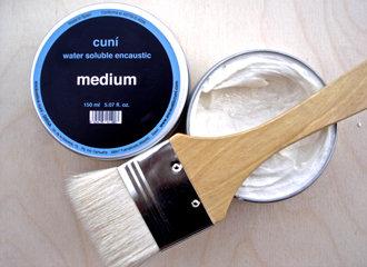400ml Cuni Medium / 蜂蠟調和劑 - 原廠新包裝