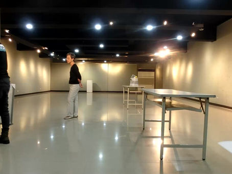 2019 Cuni Exhibition 水性蠟彩 亞洲首次聯展. - 佈展縮時攝影