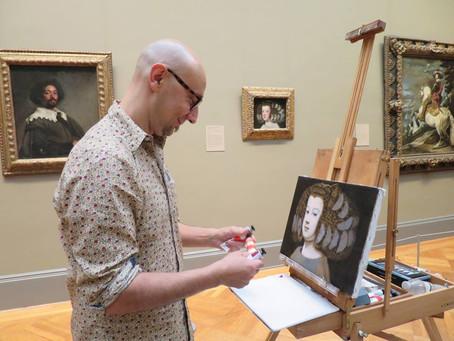 Pedro Cuni - 受邀於紐約大都會博物館內現場示範與研討講座!