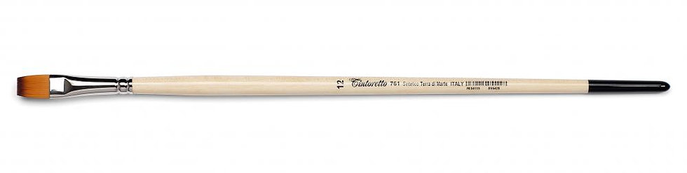 義大利Tintoretto 761 筆刷系列-no.6
