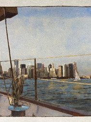 NYC Harbour