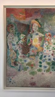 Le Retour de baptême d'après Le Nain / Pablo Picasso