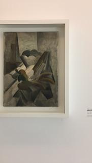 Nature morte au cuir à rasoir / Pablo Picasso