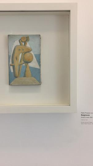 Baigneuse / Pablo Picasso