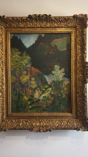 Paysage / Paul Gauguin