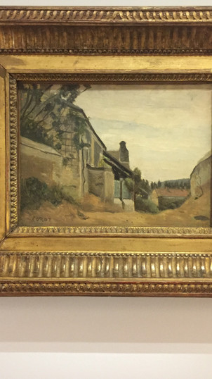 Paysage / Camille Corot