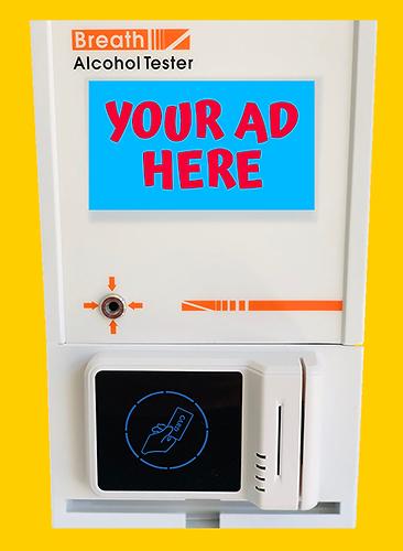 Breathalyzer Advertising