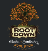 Root Down Logo link to home