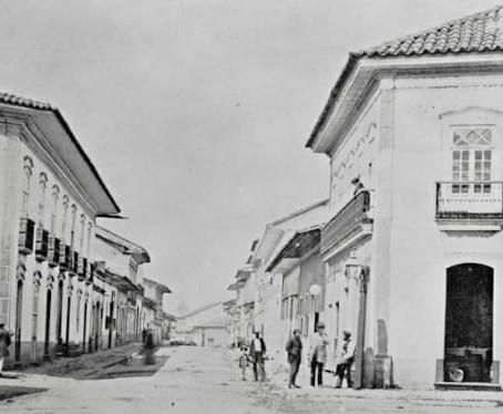 Luxo no Brasil: a Rua do Ouvidor