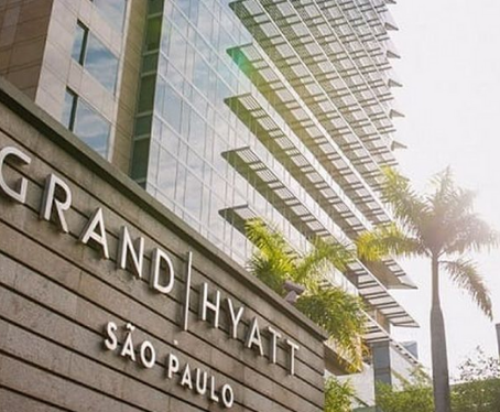 19 anos do Grand Hyatt em São Paulo