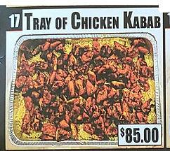 Crown Fried Chicken - Tray of Chicken Kabab.jpg