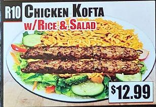 Crown Fried Chicken - Chicken Kofta with Rice and Salad.jpg