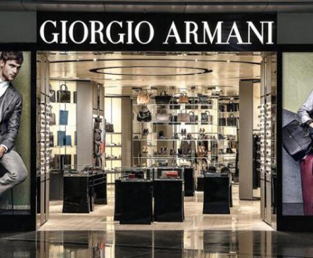 História das Marcas: Giorgio Armani