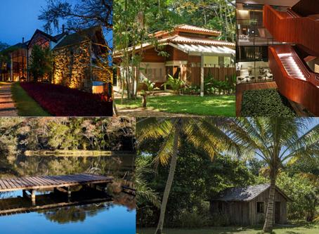 Hotéis de Luxo sustentáveis