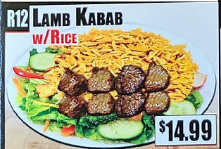 Crown Fried Chicken - Lamb Kabab with Rice.jpg