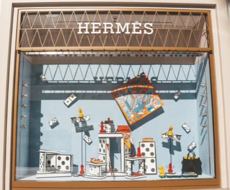 Hermès obteve crescimento de 77% no primeiro semestre