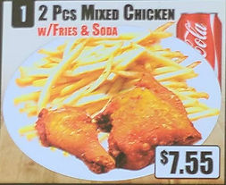 Crown Fried Chicken - 2 Piece Mixed Chicken with Fries and Soda.jpg