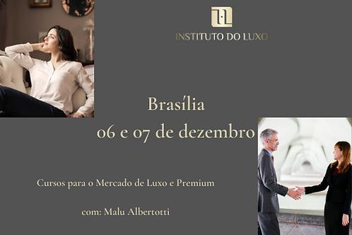 CURSOS EM BRASÍLIA 06 E 07 DE DEZEMBRO: VENDAS E ETIQUETA
