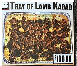 Crown Fried Chicken - Tray of Lamb Kabab.jpg