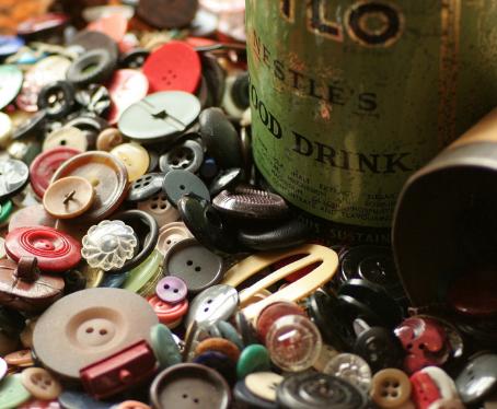 Case de sucesso: Os botões da Comme des Garçons