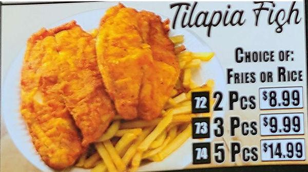 Crown Fried Chicken - Tilapia Fish.jpg