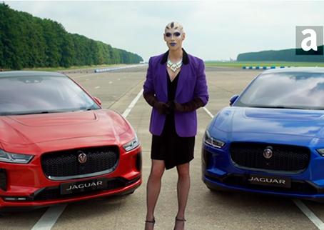 Jaguar aposta em diversidade e apoio beneficente para atingir o público-alvo