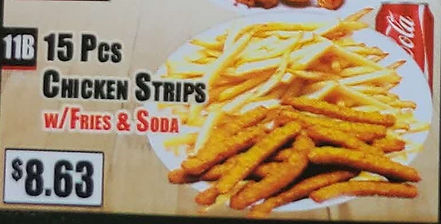 Crown Fried Chicken - 15 Piece Chicken Strips with Fries and Soda.jpg