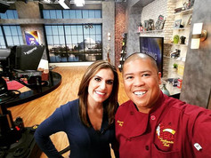Great seeing you this am _ErinFox5DC_Goo
