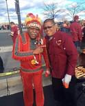 RIP #ChiefZee _#Redskins nation will NEV
