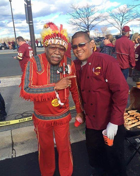 RIP #ChiefZee _#Redskins nation will NEV