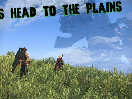 P-Vock's Music Box: Let's Head to the Plains