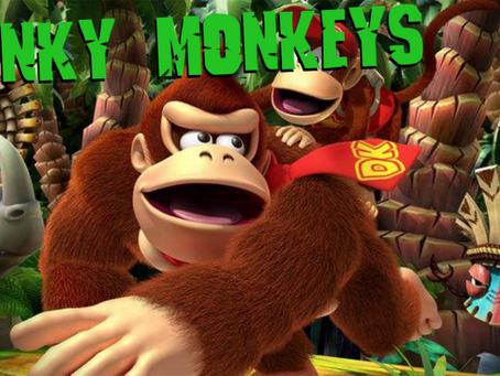 P-Vock's Music Box: Funky Monkeys