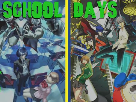 P-Vock's Music Box: School Days