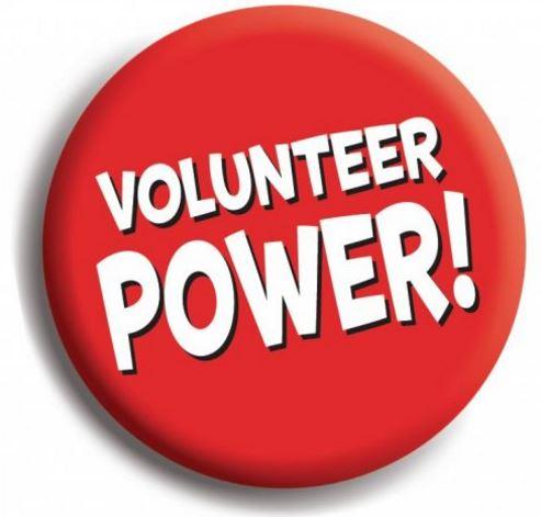 Volunteer...