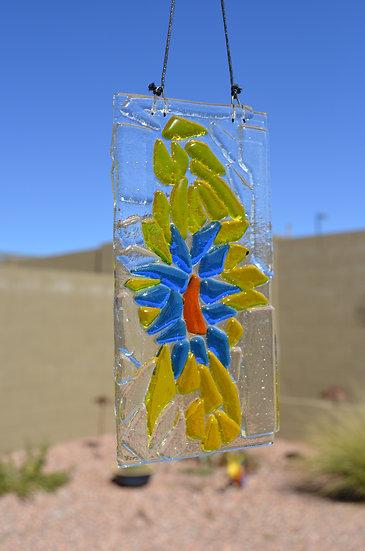 Sun Catcher: 3x6 Abstract