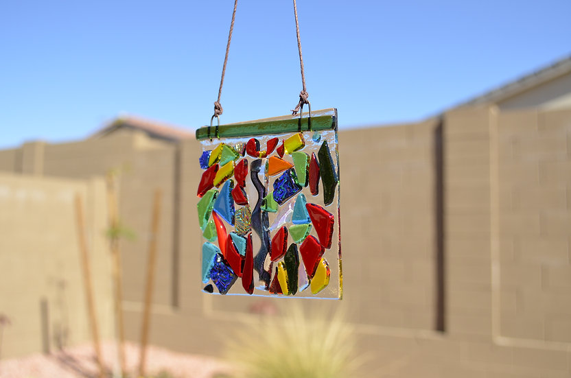 Sun Catcher: 3x3 Multi-Color