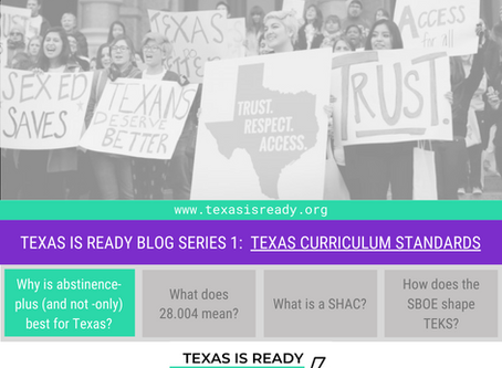 Why Abstinence-Plus Sex Ed is Best for Texas