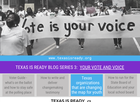 Texas organizations that are changing the map for youth