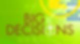 Big Decisions Logo