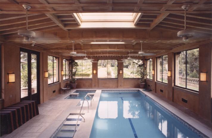 Soto il Monte Pool House