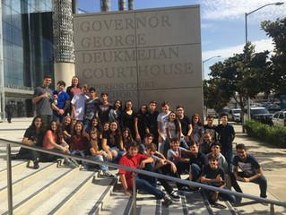 Vivência acadêmica e cultural na CSU Long Beach