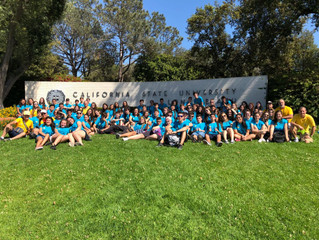 Future Global Leaders Program - Califórnia 2018