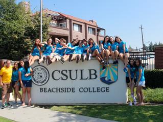 Experiências marcantes na California State University Long Beach 2017