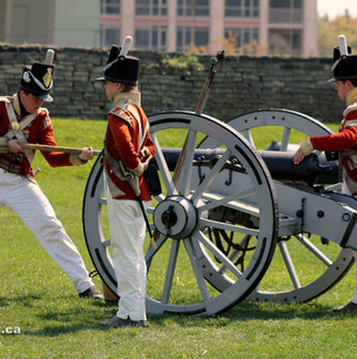 Soldiers of Fort York