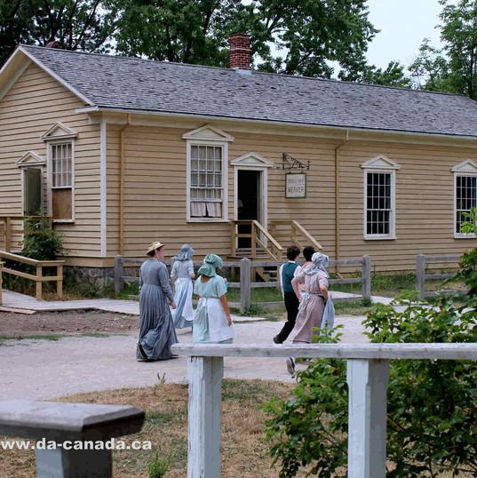 Black creek museum