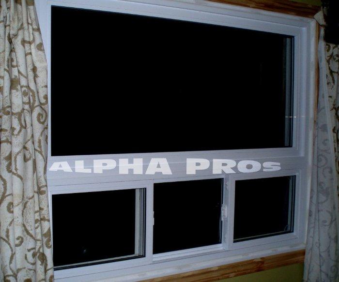 C-type window