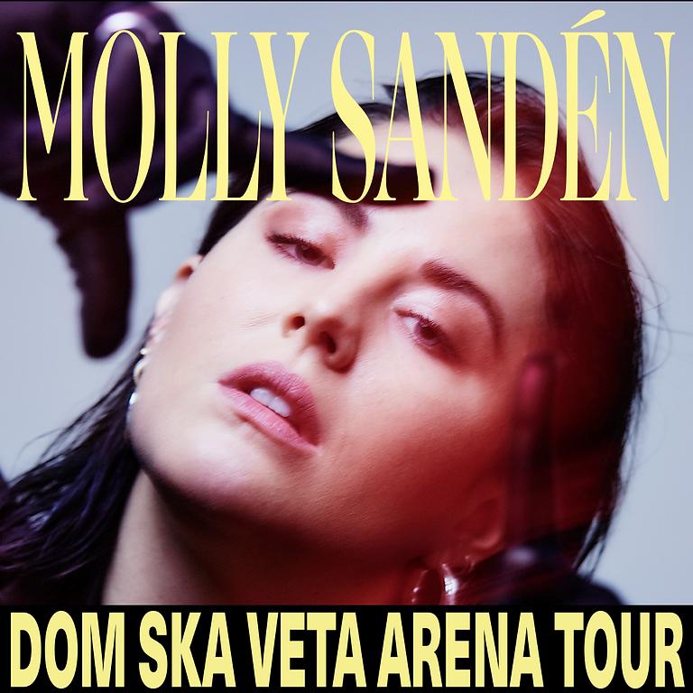 Molly Sandén på Conventum Arena