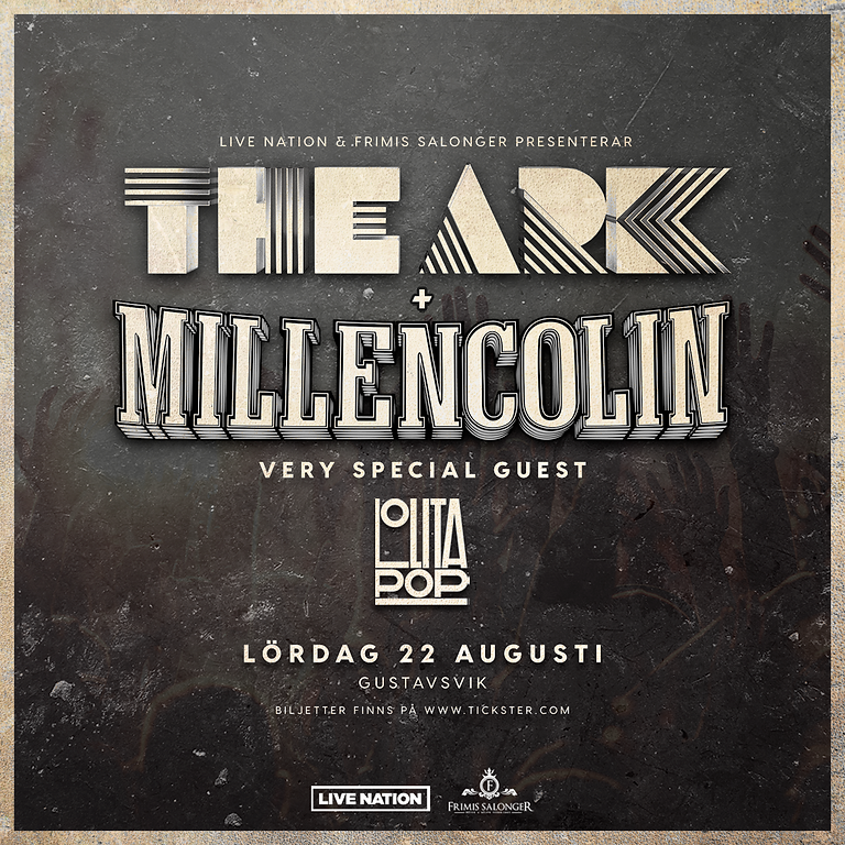 The Ark + Millencolin